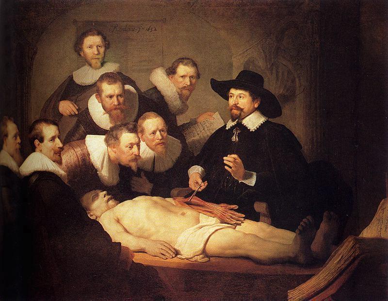 La-lección-de-anatomía-del-doctor-TulpRembrandt