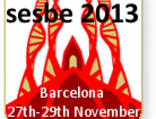 Abierta la inscripción para el IV congreso de la SESBE, Barcelona